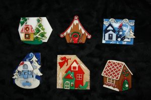 Holiday House pins