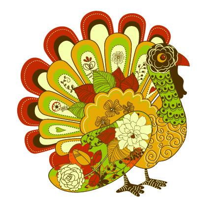 decorated turkey
